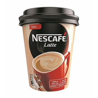 Nescafe Instant Coffee - Latte Premix-SKU-COFFEE-029