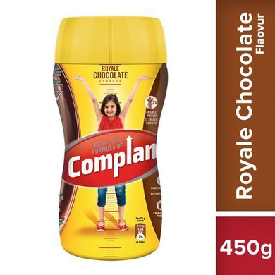 Complan Growth Drink Mix - Royale Chocolate Flavour-SKU-HD-018