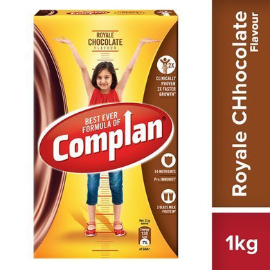 Complan Growth Drink Mix - Royale Chocolate Flavour-SKU-HD-019