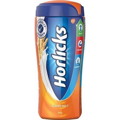 Horlicks Health & Nutrition Drink - Classic Malt-SKU-HD-028