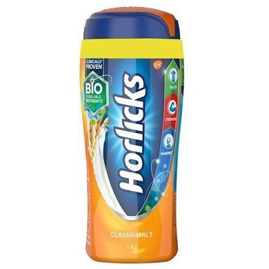 Horlicks Health & Nutrition Drink - Classic Malt-SKU-HD-029
