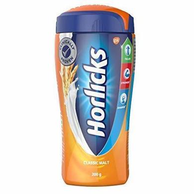 Horlicks Health & Nutrition Drink - Classic Malt-SKU-HD-030