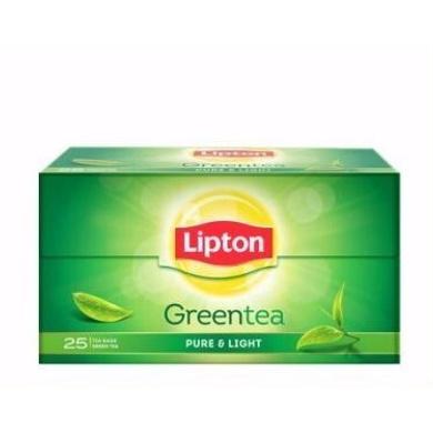 Lipton Green Tea - Pure & Light 25 pcs-SKU-TEA-008
