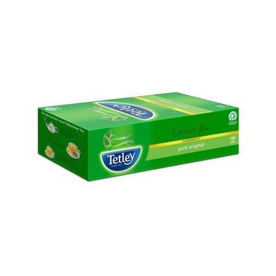 Tetley Green Tea - Regular 2x100 Teabags Multipack-SKU-TEA-038