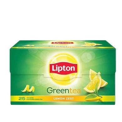 Lipton Green Tea  - Lemon Zest 25 pcs-SKU-TEA-049