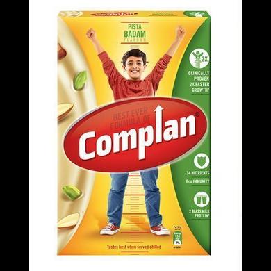 Complan Growth Drink Mix - Pista Badam Flavour-SKU-HD-016