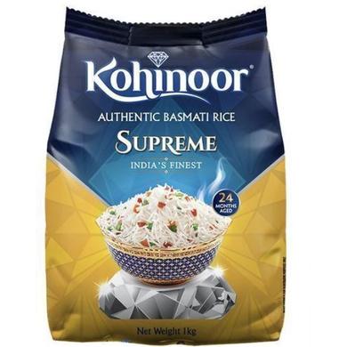 Kohinoor Basmati Rice - Supreme Authentic Aged-SKU-Rice-028