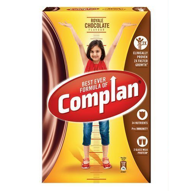 Complan Growth Drink Mix - Royale Chocolate Flavour-SKU-HD-017