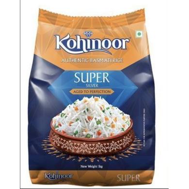 Kohinoor Basmati Rice - Super Silver Aged-SKU-Rice-023