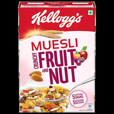 Muesli Fruit & Nut-SKU-BRKFST-820