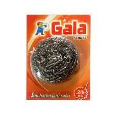 Gala Steel Scrubber-SKU-DISWAS-435