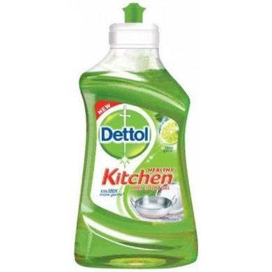 Dettol Healthy Kitchen Dish & Slab Gel (Lime Splash)-SKU-DISWAS-438