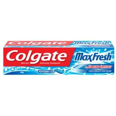 Colgate Max fresh Blue Peppermint Ice-SKU-ORAL-772