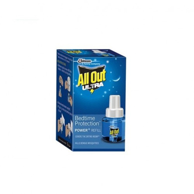 All Out Ultra Bedtime Protection Power+Refill-SKU-REPELNT-367