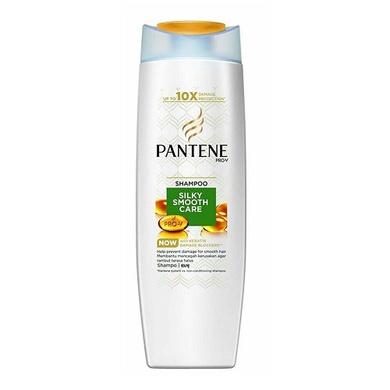 Pantene Silky Smooth Care Shampoo-SKU-SHAPO-166