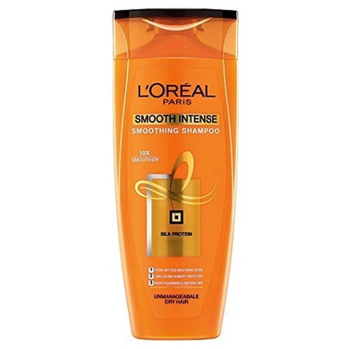 Loreal Paris Smooth Intense Smoothing Shampoo-SKU-SHAPO-176