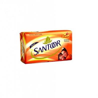 Santoor  Sandal & Turmeric Soap-SKU-SOAP-165