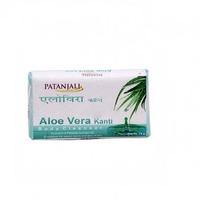 Patanjali Aloevera Kanti Body Cleanser-SKU-SOAP-181