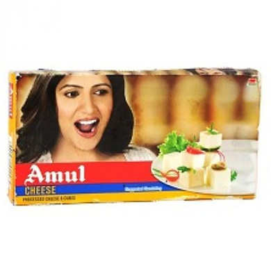 Amul Processed Cheese - Chiplets Cubes-SKU-Britania-034