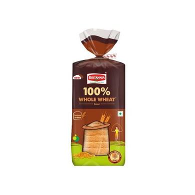 Whole Wheat Bread-SKU-BRKFST-789