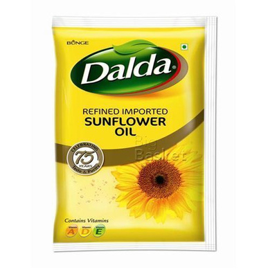 Dalda Refined Imported Sunflower Oil-SKU-Edible-Oil-016