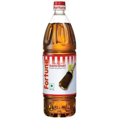 Fortune Mustard Oil - (Kachi Ghani)-SKU-Edible-Oil-040