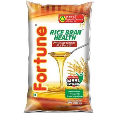 Fortune Refined Oil - Rice Bran-SKU-Edible-Oil-043