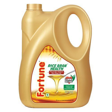 Fortune Refined Oil - Rice Bran-SKU-Edible-Oil-044