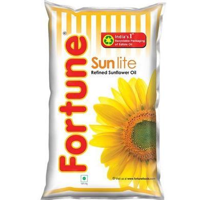 Fortune Sunflower Refined Oil - Sun Lite-SKU-Edible-Oil-046