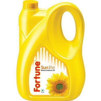 Fortune Sunflower Refined Oil - Sun Lite-SKU-Edible-Oil-047