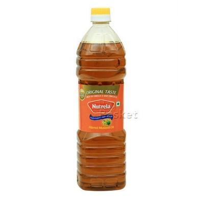 Nutrela Mustard Oil - Filtered-SKU-Edible-Oil-058