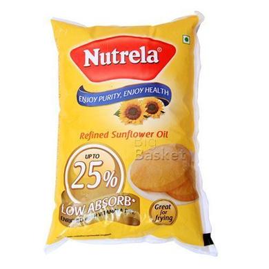 Nutrela Refined - Sunflower Oil-SKU-Edible-Oil-059