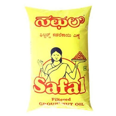 Safal Filtered Groundnut Oil-SKU-Edible-Oil-073