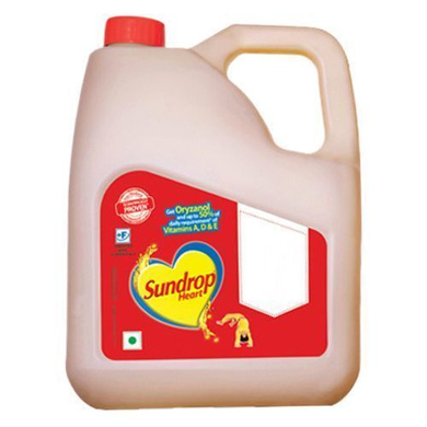 Sundrop Heart Oil - Vegetable-SKU-Edible-Oil-096