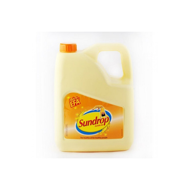 Sundrop Oil - Gold Lite-SKU-Edible-Oil-100