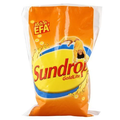 Sundrop Oil - Gold Lite-SKU-Edible-Oil-101
