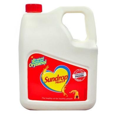 Sundrop Oil - Heart-SKU-Edible-Oil-102