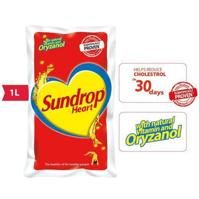 Sundrop Oil - Heart-SKU-Edible-Oil-104