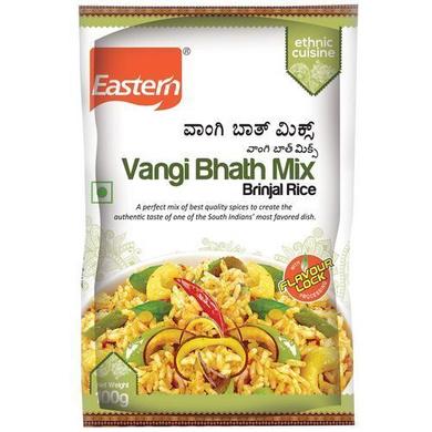 Eastern Mix - Vangi Bhath (Brinjal Rice)-SKU-MASALA-075