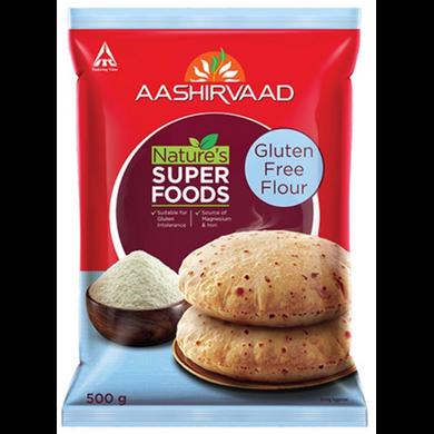 Aashirvaad Atta Gluten Free-SKU-6854