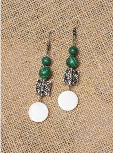 Malachite Dangler with MoP and GS Charm-LAA-ER-005