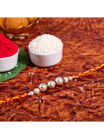 Handmade Designer Rakhi-LAA-RK-01
