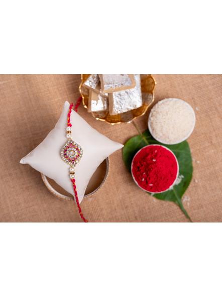 Handmade Designer Rakhi-LAA-RK-10