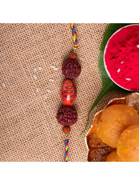 Handmade Designer Rakhi-LAA-RK-11
