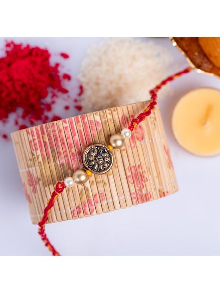Handmade Designer Rakhi-LAA-RK-21