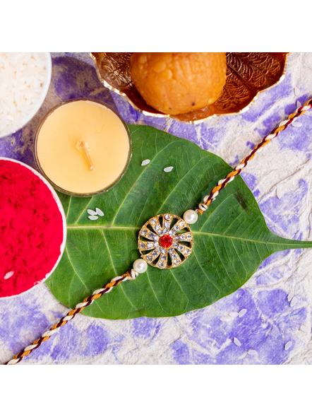 Handmade Designer Rakhi-LAA-RK-27