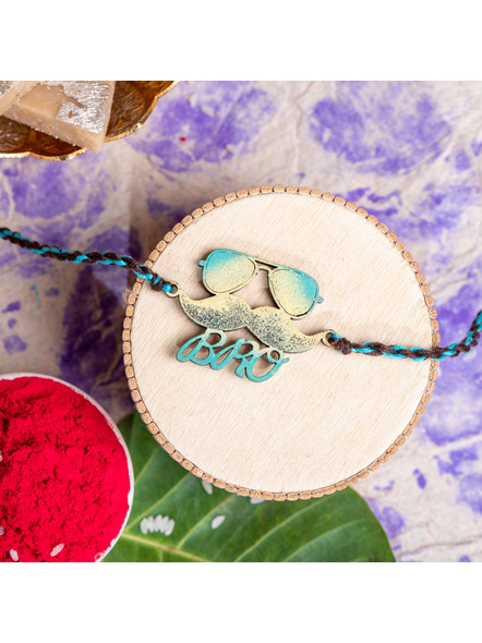 Handmade Designer Rakhi-LAA-RK-30