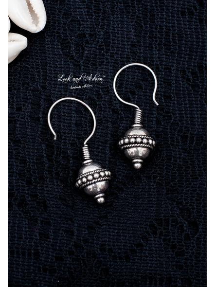 92.5 Pure Silver Earring-LAA-ER-117