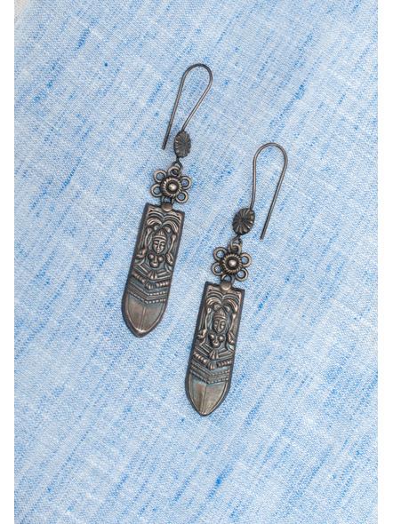 92.5 Pure Silver Designer Dangler Earring-LAA-ER-114