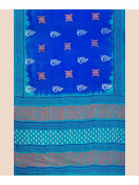 Printed Silk Saree-1